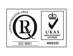 iso9001: 2008 accreditation, ukas, lloyds register, lrqa, quality systems